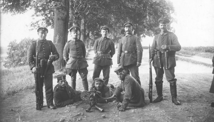 Oddział niemieckiego Grenzschutzu 1919