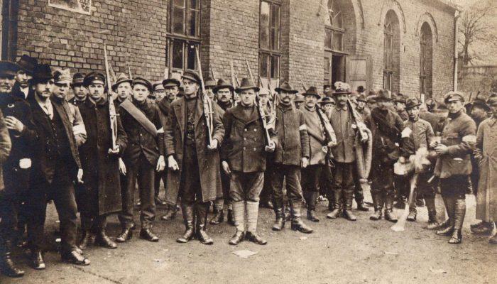 Oddział powstańczy Szopienice 1919
