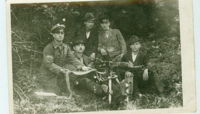 Powstańczy CKM 1919